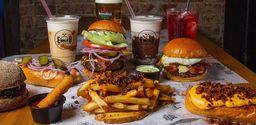 Elblack Burger
