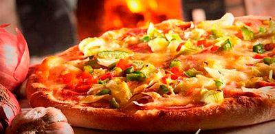 Logo Pizzaria Bella Antônia