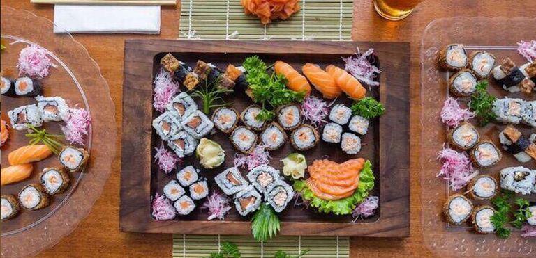 Logo Divino Sushi Moema