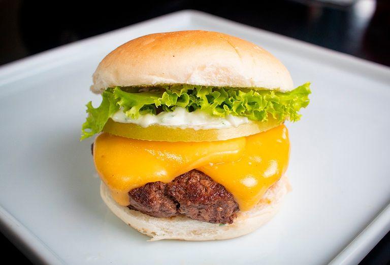 Logo Cheap Burger