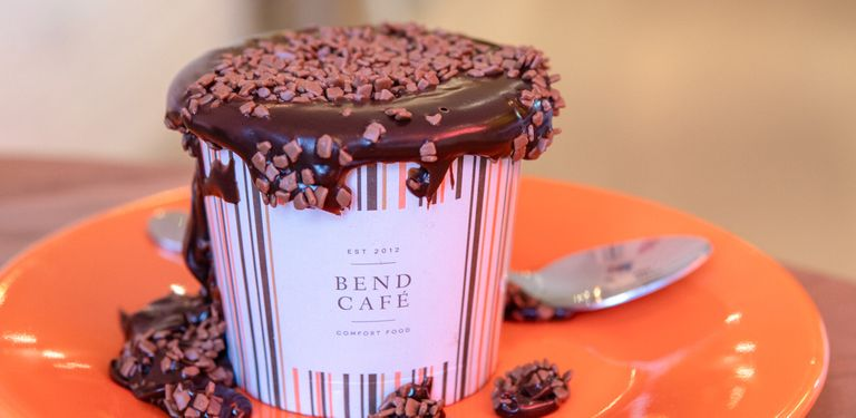 Logo Bend Café