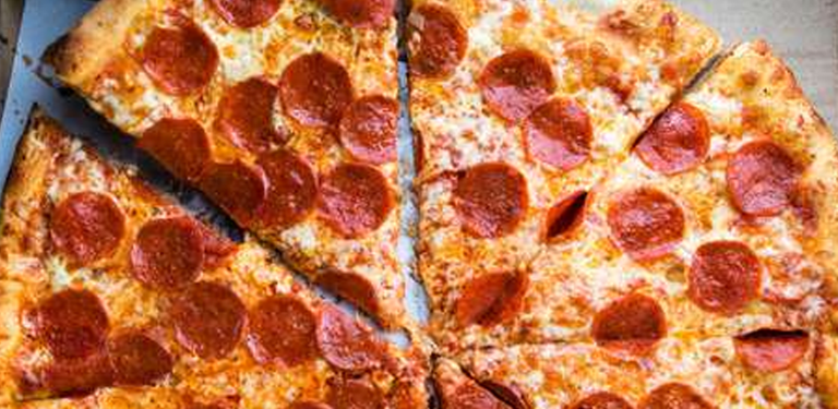 Logo Pizzaria Prime Food