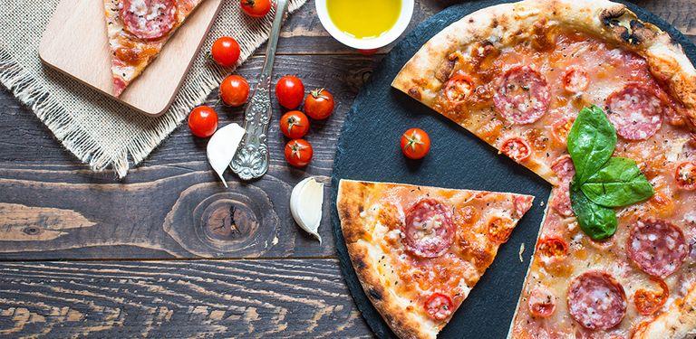 Logo Oven Pizza