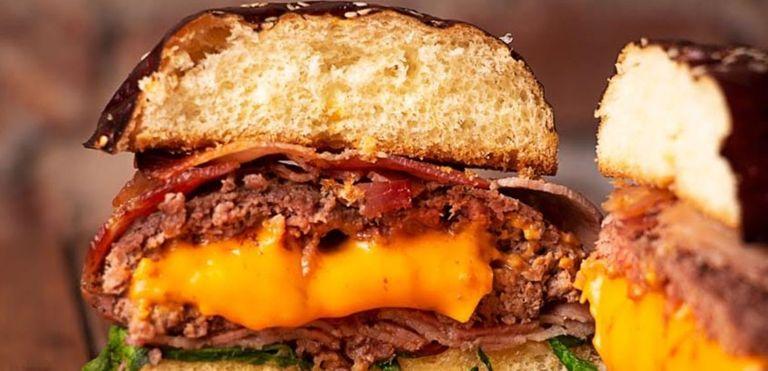 Logo Giba Burger
