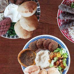 Hassan Cozinha Arabe