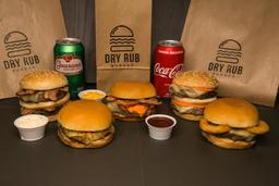 Dry Rub Burger