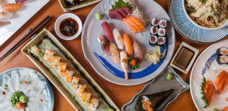Logo Aze Sushi
