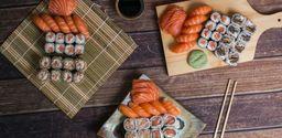 Rapid - Sushi R$ 1 a peça