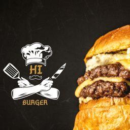 Hi Burger Curitiba