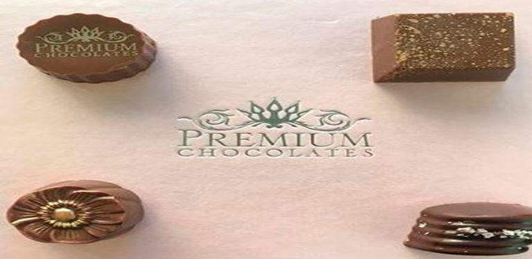 Logo Premium Chocolates