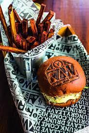 Logo Raw Burger N Bar