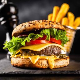 Burgrill Burger