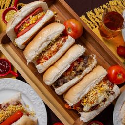 Dona Malu Hot Dog Gourmet