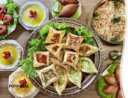 Lujain Restaurante Árabe