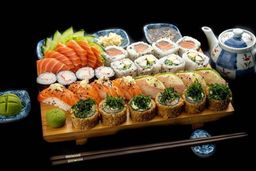 Sushi Já - 1 Real