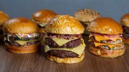Samba Burger - na Churrasqueira!