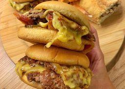 Sliders Burger