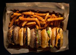 Eu te amo Burger