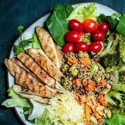 Salad & Wrap Takeat
