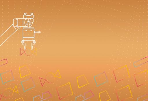 Logo ÍCONES by Chocobot
