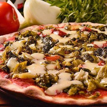 Logo Cristal Pizza