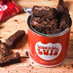 🍫 Brownie do Luiz - Doces