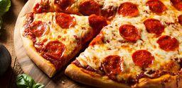 vai terminar em pizza