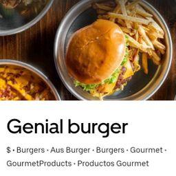 Genial Burger