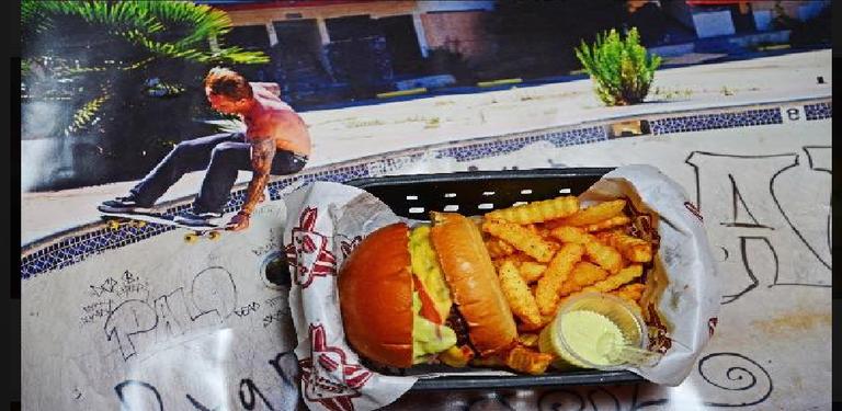 Logo Classic Burger