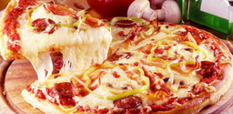 Alo Pizza Delivery.