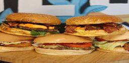 Ponto 18 Burger