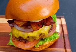 Carbó Smoked Burger