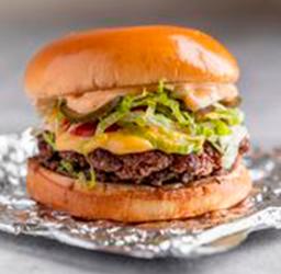 Copycat Burger
