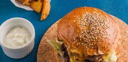 Fresh & Toasty Burger