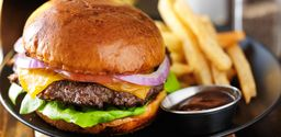 K-sebre Burger