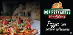Don Fernandes Pizza Delivery