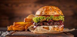 Gregos Burger.