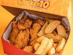 Chicken 10 - Frango Frito