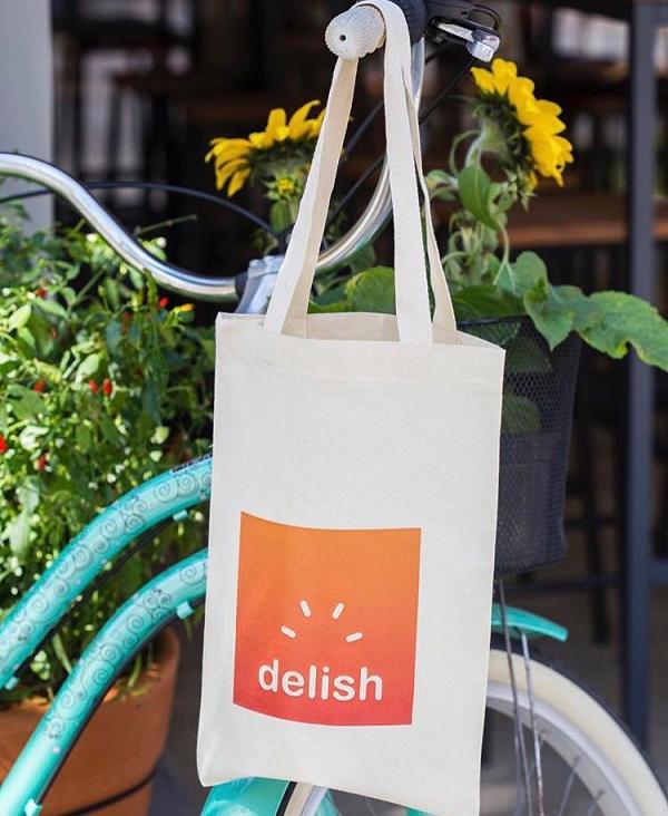 Logo Delish Market