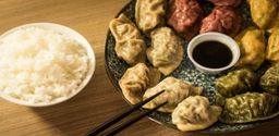 Gyoza Queen Delivery