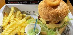 Supremu's Burger