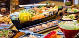 Nawaki Sushi -  Aclimação