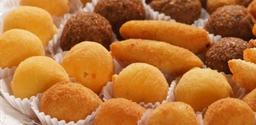 Salgados Fritos e Forno