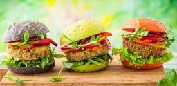 Box Veggie Burger
