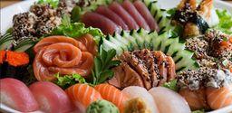 Mr.roll Sushi Por 1$