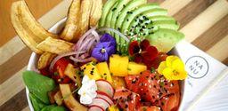 Nanu Poke & Salad 🥙 Mossunguê