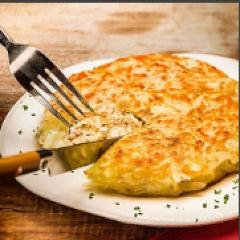 Batata Suíça Silva Gourmet