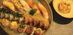 Sushi + Art Cozinha Contemporânea.