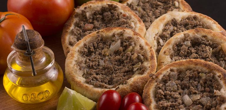 Logo Kaliz Arabic Food
