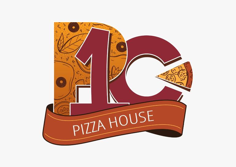 Logo P10 Pizza - R$10